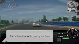 2016 PCA Clash at Watkins Glen Race 2 - Van Svenson SP2 944
