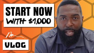 Wholesaling Real Estate | How to start with $1000