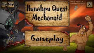 Hunahpu Quest Mechanoid - (Let