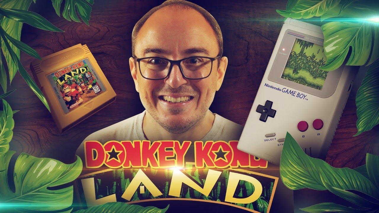 Download Donkey Kong Land - Rétro Découverte