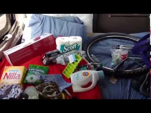 2016 RV-beginner (2009 rental Roadtrek) trip vids compilation 💞🚐💞