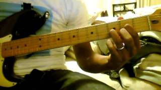 israel houghton - moving forward guitar tutorial part 1