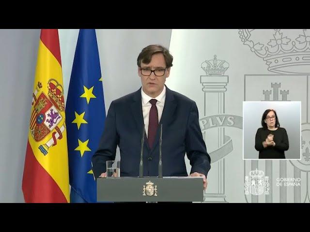 El gobierno español reforzará la vigilancia de las salidas de los niños ante los excesos mínimos
