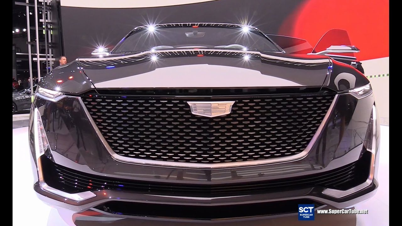 2018 cadillac 2 door. perfect cadillac 2018 cadillac escala concept  exterior turnround debut at 2016 la auto  show in cadillac 2 door