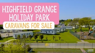 Caravans For Sale at Highfield Grange Holiday Park, Essex
