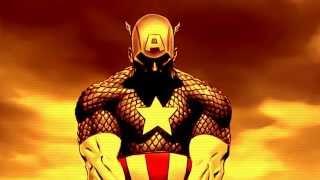 Капитан Америка. Первый мститель. Вне времени 1 том