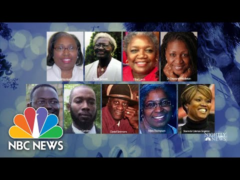 Five Years Later: Remembering The Nine Killed At Emanuel AME Church | NBC Nightly News