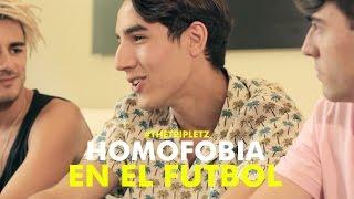 Charla de Queridas: FUTBOLISTA Y GAY - #TheTripletz