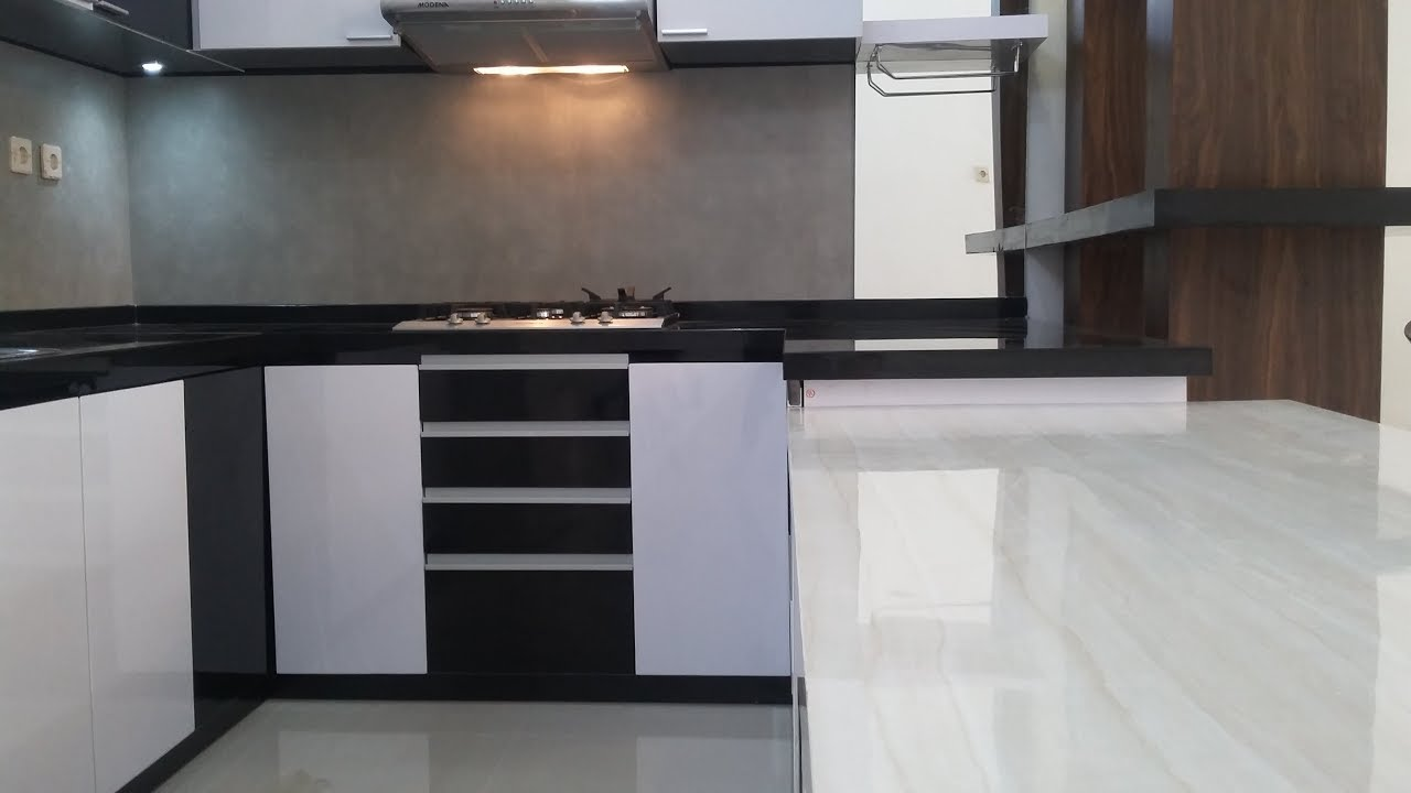Kitchen Set Surabaya Sidoarjo 082221000968 Youtube