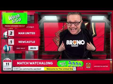 GOLDBRIDGE Best Bits | Man United 4-1 Newcastle