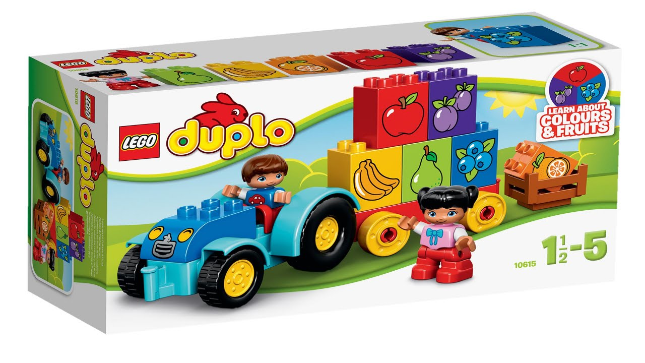 Lego Duplo. Путешествие Мака (5816) - YouTube   What Are Duplos