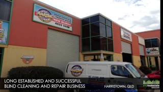 Toowoomba's Leading Blind Cleaning and Repairs Business for Sale - Harristown, QLD