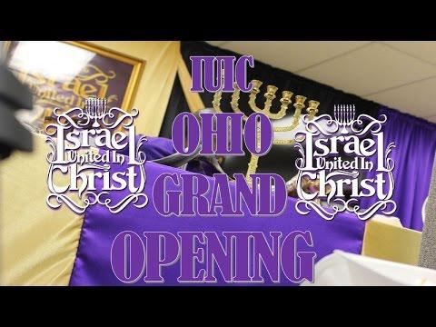 The Israelites: IUIC OHIO GRAND OPENING 2016