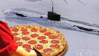 Download How to Make Pizza on a Submarine - Smarter Every Day 246