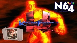 Killer Instinct Gold - Nintendo 64 Review - HD