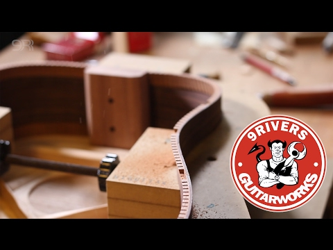 Acoustic Guitar Making Course Experience