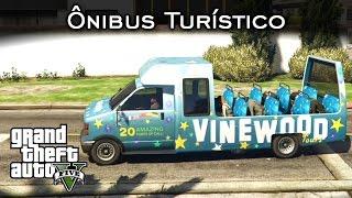 Video Michael do Busão: Ônibus turístico!  | 1ª pessoa! | GTA V Nova geração [PT-BR] download MP3, 3GP, MP4, WEBM, AVI, FLV Januari 2018