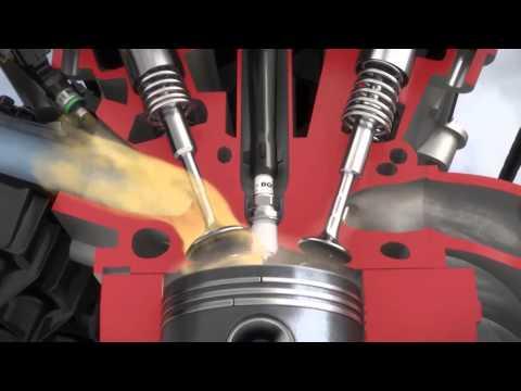 DE   Bosch Benzin-Saugrohreinspritzung