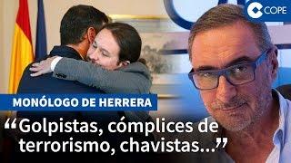 """Herrera, sobre la """"coalición de gobierno"""" que nos espera"""