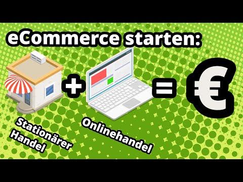 tricoma Wissen - eCommerce / Onlinehandel starten - So funktioniert es - Anleitung / Hilfe