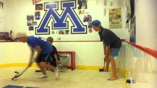 Knee Hockey Madness V:5 2013