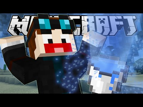 Minecraft | I'M A WATER WIZARD!! | Custom Command