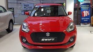 Maruti Suzuki Swift LXi Bs6 real review interior and exterior features and price