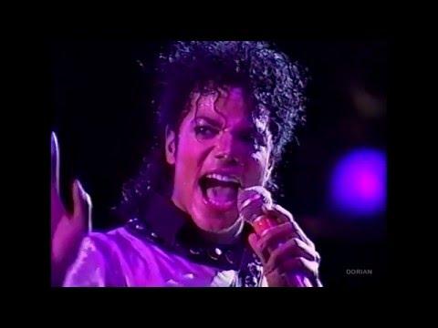 Michael Jackson  Human Nature  Bad Tour in Yokohama 1987  Enhanced  High Definition
