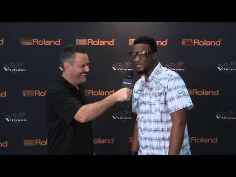 """Roland V-Drums® Contest 2012 - Phillip """"P.J."""" Hill Interview"""