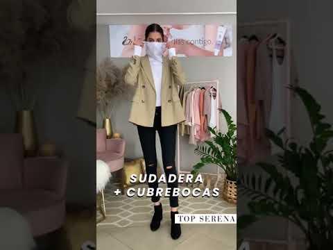 Sudadera + Cubrebocas
