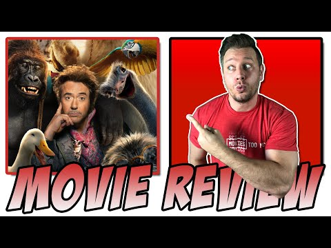 Dolittle (2020) - Movie Review
