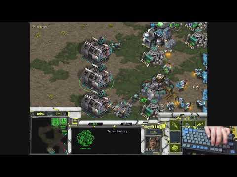[14.4.19] (FPVOD) StarCraft Remastered | 1v1 Connor5620 [T] Vs Bronzetier [Z] Fighting Spirit