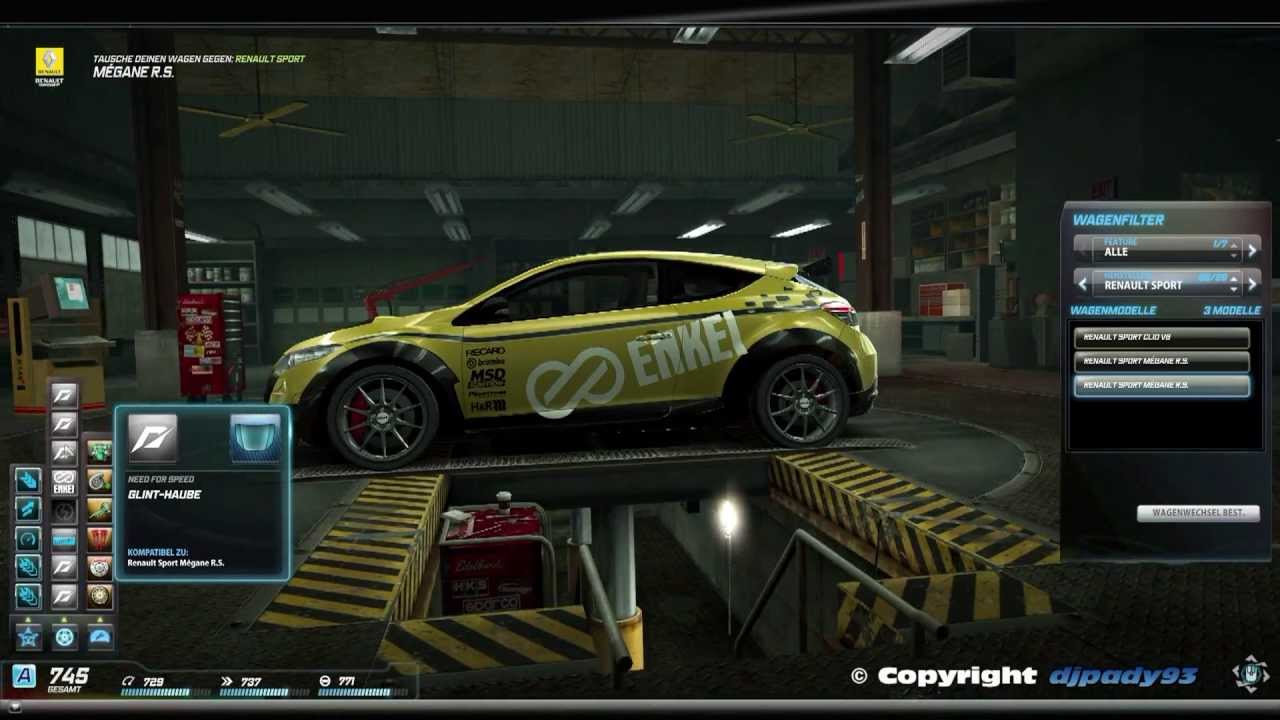 Need for speed world a spec car pack best in class a spec wagen pack