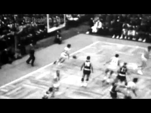 Bill Sharman - Full Court Shot 1957 ASG