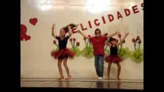 popotitos , baile 10 de mayo 2013