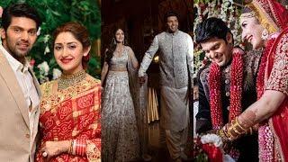 Arya And Sayeesha Marriage EXCLUSIVE Photos | Actor Arya And Actress Sayeesha Wedding Video