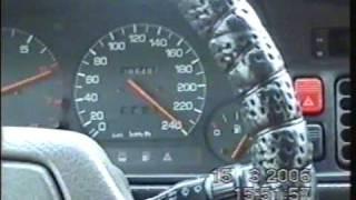 Mazda 626 GT 2.0 16v DOHC, 103kw = 140LE.1988.