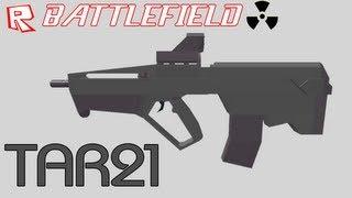 ROBLOX Battlefield TAR21 Nuke