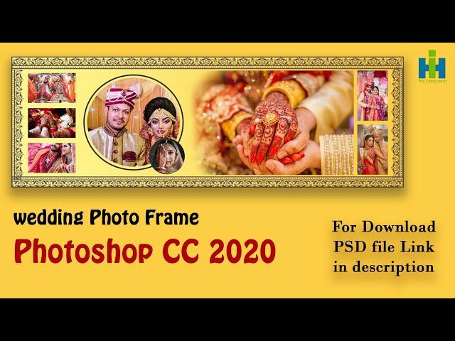 How to make album in photoshop CC 2020 | কিভাবে আপনি অ্যালবাম তৈরী করবেন ফটোশপ আর মাধ্যমে