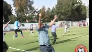 ملخص مباراة : أولمبيك أخريبكة 2 - 1 أولمبيك آسفي