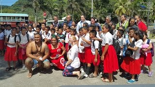 Youth in Ocean Conservation - American Samoan Culture and Ocean Conservation Film Series