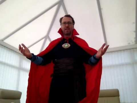 How to make a dr strange costume youtube solutioingenieria Image collections