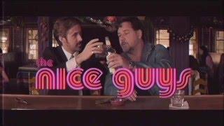 Славные парни / Nice guys (2016) Ретро-трейлер HD