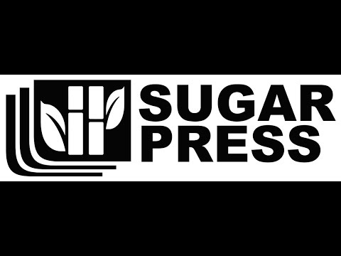 SUGAR PRESS Artist Darcy Yates