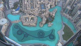 At The Top Burj Khalifa - Dubai vlog 06