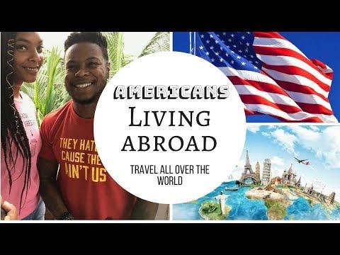 Black Americans Living Abroad : Expats