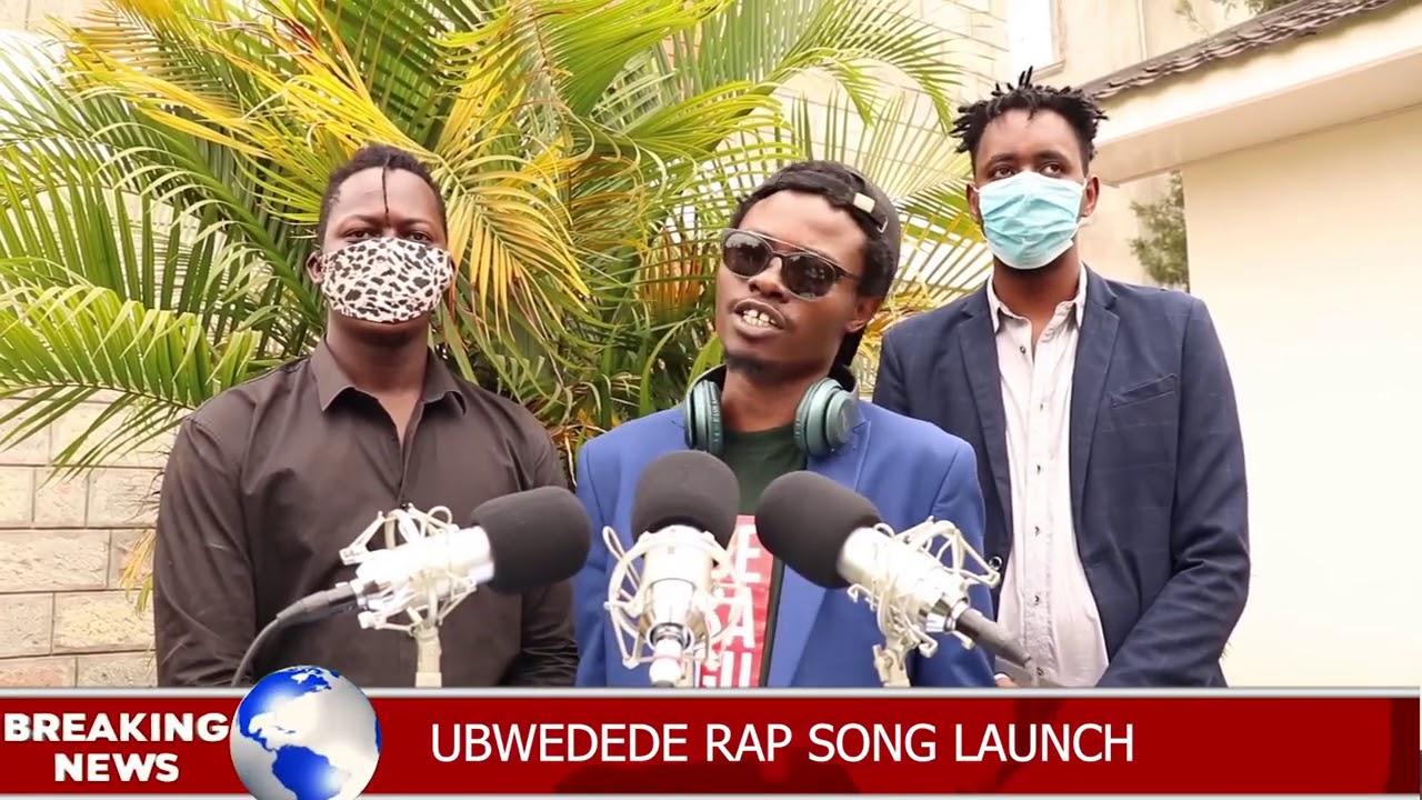 UBWEDEDE RAP SONG PRESS BRIEFING -Desagu