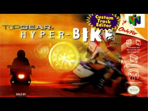[N64] TopGear Hyper-Bike - OST - Menu