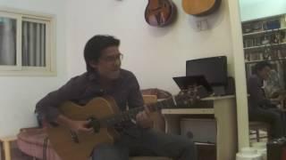 Let's twist again - fingerstyle guitar solo