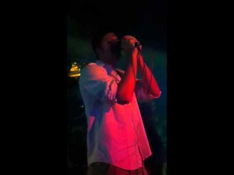 Nate and Audrey karaoke